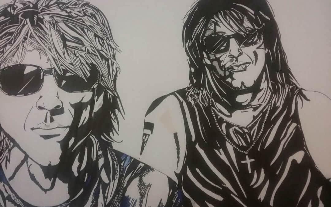Bon Jovi & Richie Sambora